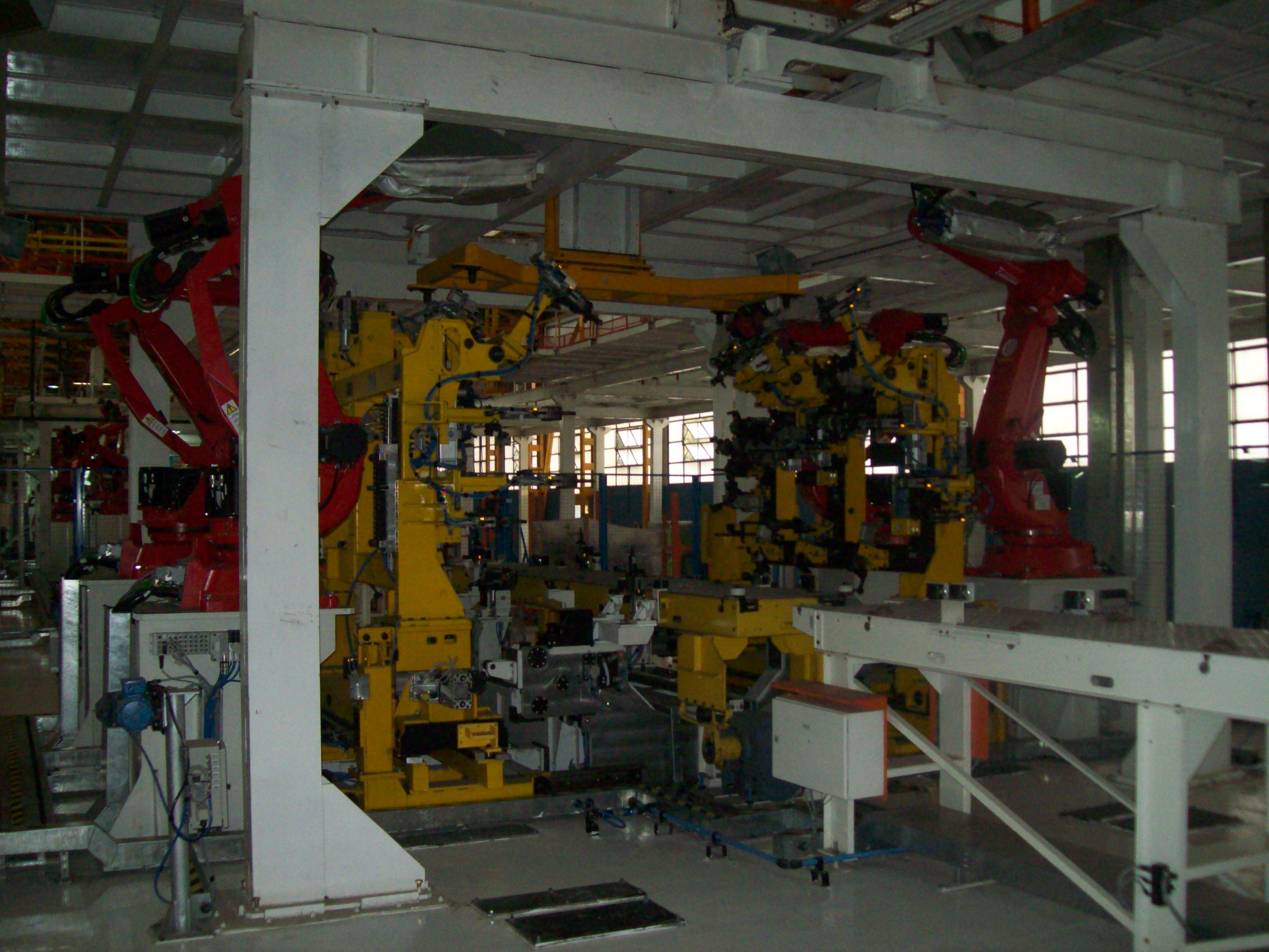 (Português do Brasil) Traslado de instalações de produção